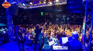 ΔΑΚΗΣ ΜΠΙΓΑΛΗΣ ΜΑΝΤΩ LIVE @ ΚΥΤΤΑΡΟ   Ανοιξιάτικο 80s 90s PARTY