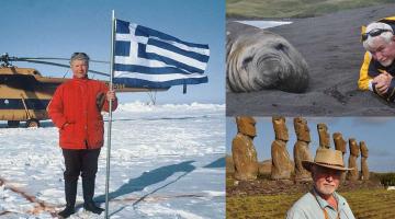 Έλληνας ο πιο ταξιδεμένος άνθρωπος στη γη σύμφωνα με το βιβλίο Γκίνες