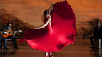 SARA BARAS| Η κορυφαία χορεύτρια φλαμένκο του κόσμου για πρώτη φορά στην Ελλάδα