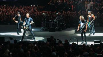 Οι Metallica φτιάχνουν το set list των συναυλιών τους με βάση το Spotify!
