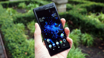 Leaked image gives us another good look at the Sony Xperia XZ3