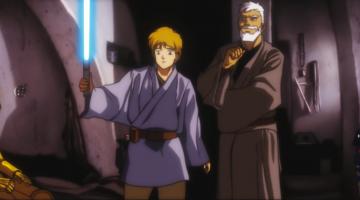 Η… γιαπωνέζικη καρτούν εκδοχή του «Star Wars»