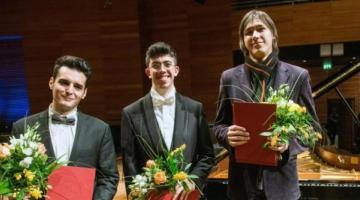 Ένας Έλληνας στους τρεις νικητές στον 9ο διαγωνισμό πιάνου  Φραντς Λιστ
