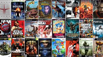 Το καλύτερο video game όλων των εποχών