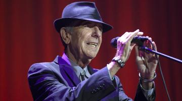 A Tribute to Leonard Cohen   Ολύμπια, Δημοτικό Μουσικό Θέατρο Μαρία Κάλλας   25.12.2018