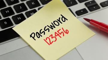 Αυτά είναι τα χειρότερα passwords του 2018