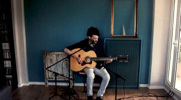 """Νέο σόλο accoustic τραγούδι με βίντεο κλιπ από τον Bill Randen """"Maybe you'll see someday"""""""