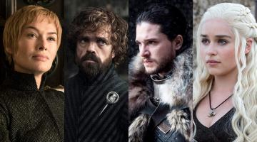Κυκλοφόρησε το πρώτο τρέιλερ της 8ης σεζόν του Game of Thrones!