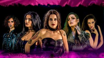 Ladies of metal Festival Vol. 2 @ HolyWood Stage |Σάββατο 30 Μαρτίου