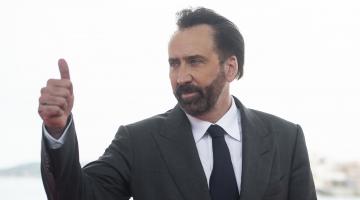 Ο Νίκολας Κέιτζ στην Κύπρο για τα γυρίσματα της νέας του ταινίας