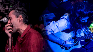 Theo Nt + George Lanaras live at Κύκλωπας Bar