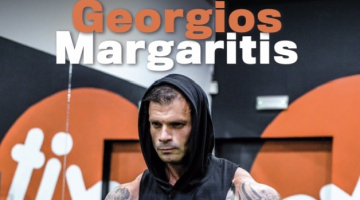 "Interview: Cavalry Major Georgios Margaritis at ""Muscle & Health"" Magazine"
