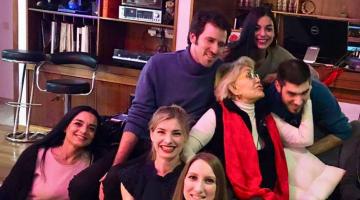 Χρόνια Πολλά στην Μεγάλη Κυρία του ελληνικού τραγουδιού Μαρινέλλα