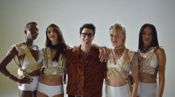Νέο single & Βίντεο Κλιπ | Ίαν Στρατής – A Drop Of You