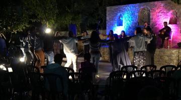 Ο Ισίδωρος Πάτερος στη Βισταγή σε μία αξέχαστη συναυλία