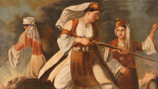 Ποια ήταν η Κωνσταντίνα Μπαρμπιτσιώτη;