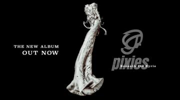 Pixies – Beneath The Eyrie |Νέο άλμπουμ