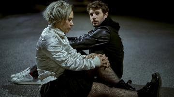 """""""Η Σαμάνθα και ο Μαξ στο βυθό της ασφάλτου"""" του Άκη Δήμου @ VAULT Theatre Plus"""