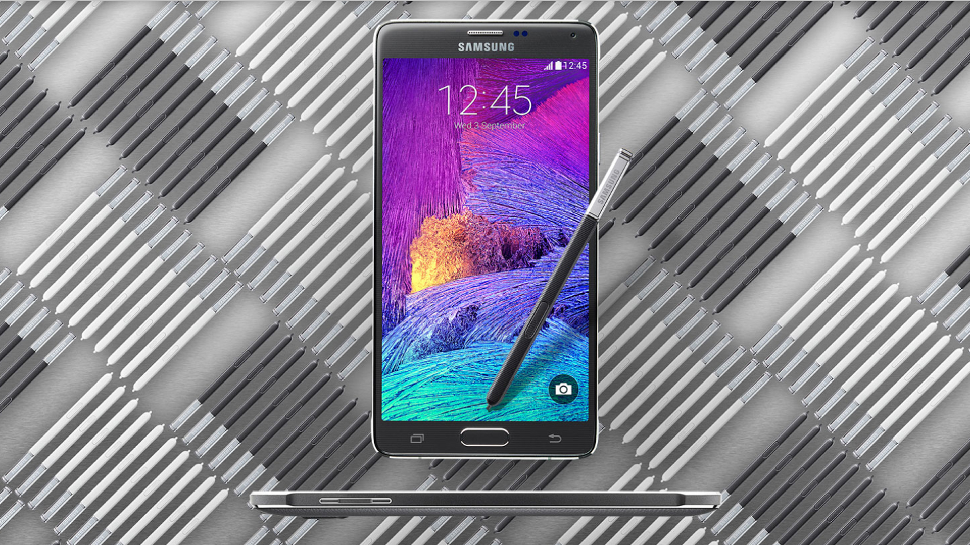 Galaxy note 4 for blog