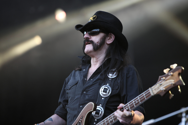 Lemmy Kilmister Rock Music Motorhead Wallpaper Hd: Lemmy Dead: Motörhead Frontman Ian Fraser Kilmister Died