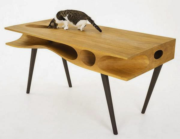 unnecessary-pet-products-cat-table