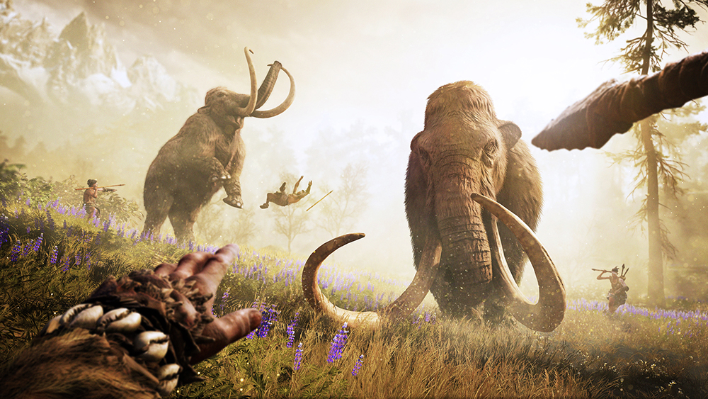 Far Cry Primal Game Loading 1