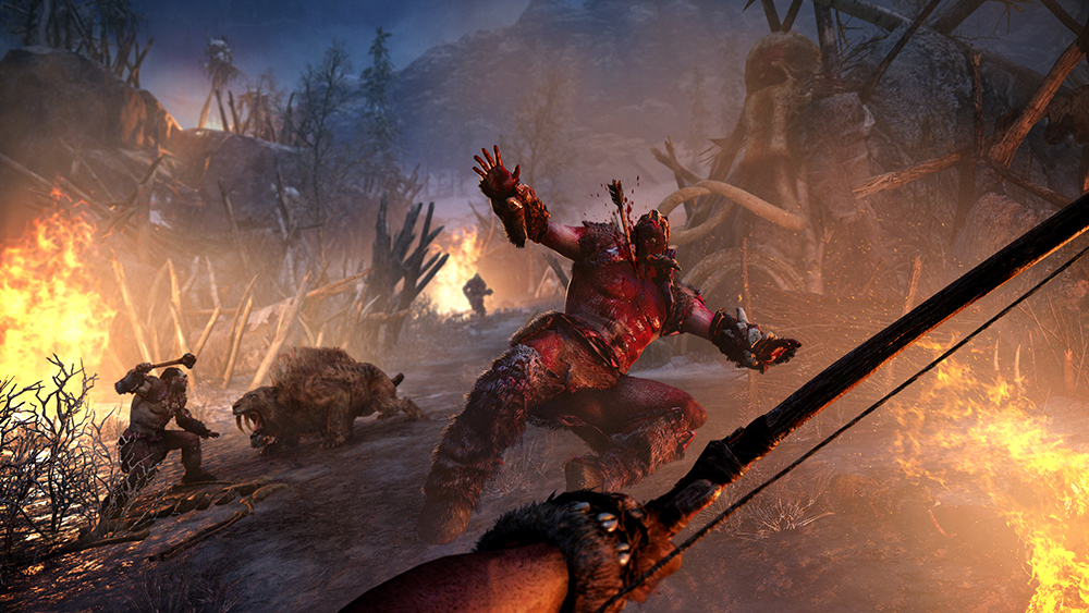 Far Cry Primal Game Loading 2
