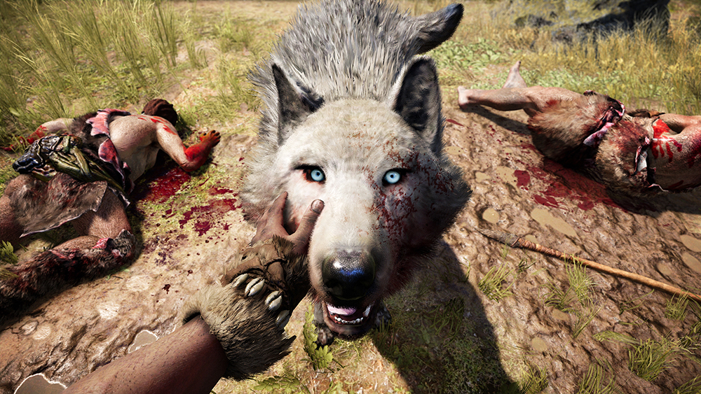 Far Cry Primal Game Loading 5