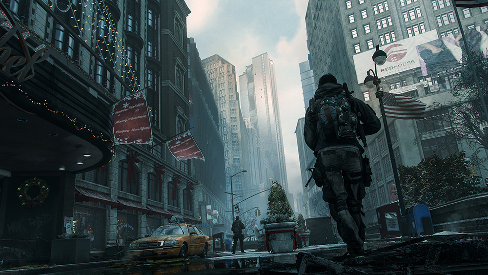 Tom Clancy's The Division Gameloading 3