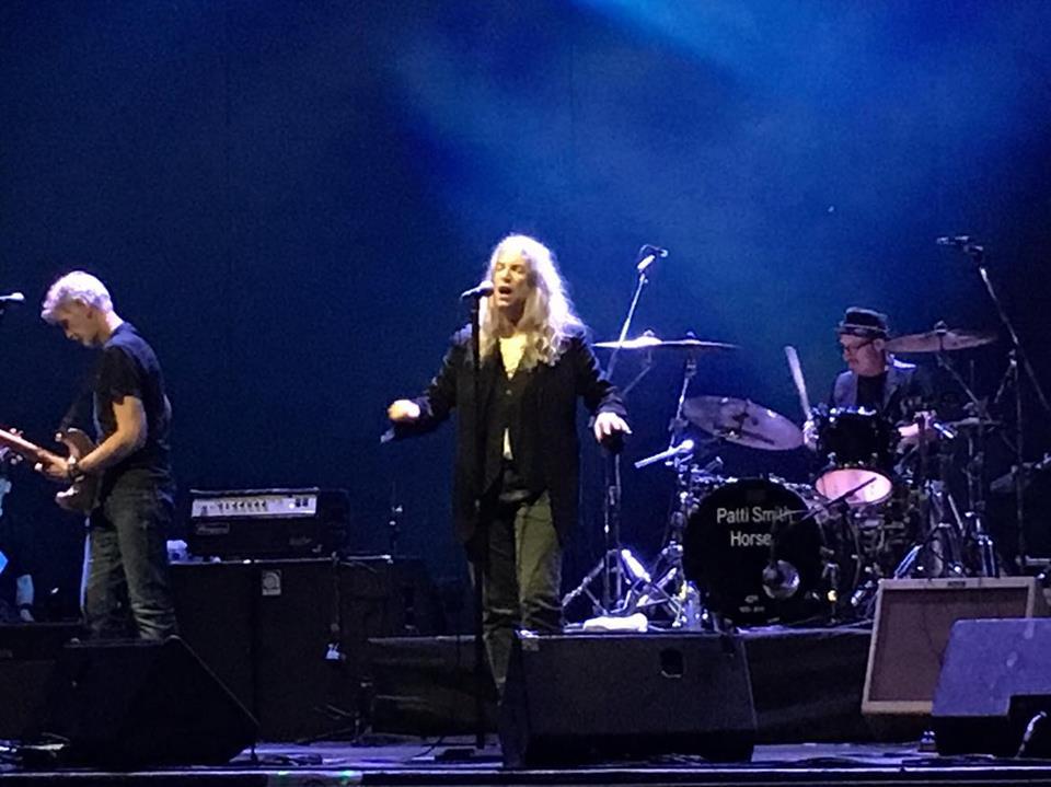 Patti Smith - Live in Athens