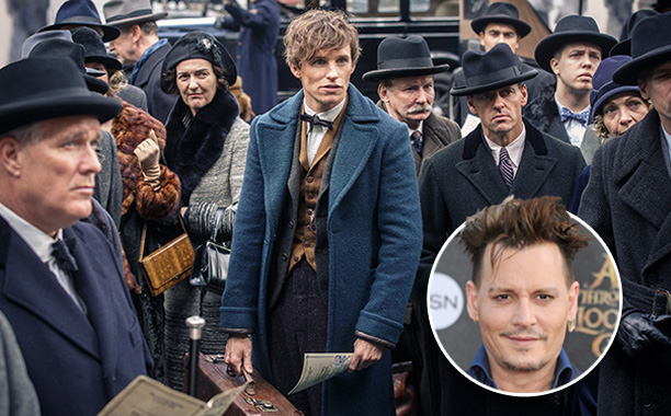 Fantastic Beasts Everything You Need To Know About Johnny Depps