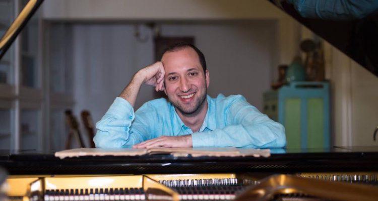 Ρεσιτάλ πιάνου του Άγγελου Πάτερου στο Απολλώνιο Πολιτιστικό Κέντρο