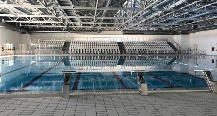 Σεράφειο Κολυμβητήριο: Ένα υπερσύγχρονο κολυμβητήριο στην καρδιά της Αθήνας