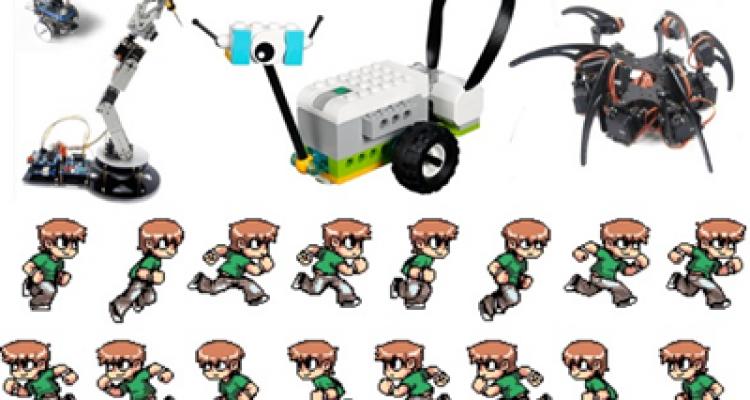 Μαθήματα Εκπαιδευτικής Ρομποτικής και Εργαστήρια Κινουμένων Σχεδίων για παιδιά από τον ΟΠΑΝΔΑ