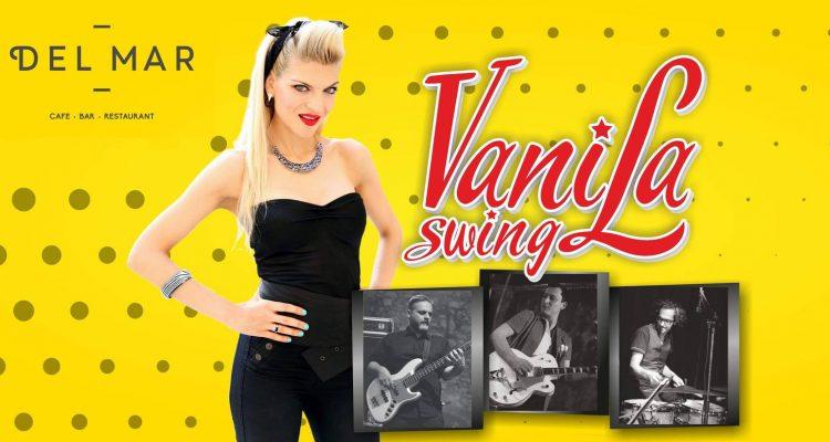 Οι VaniLa Swing live @ Del Mar