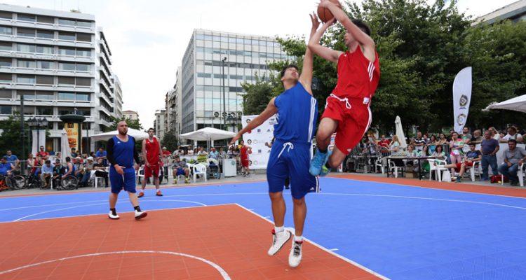 Μετράμε αντίστροφα για το 4ο 3×3 FIBA Endorsed Tournament