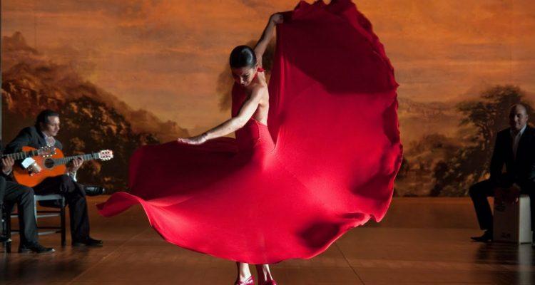SARA BARAS  Η κορυφαία χορεύτρια Flamenco του κόσμου για πρώτη φορά στην Ελλάδα