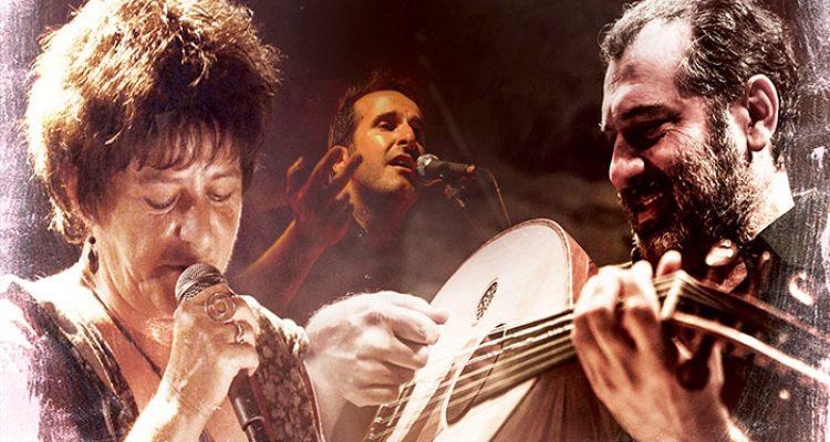 ΦΩΤΕΙΝΗ ΒΕΛΕΣΙΩΤΟΥ & XAΪK ΓΙΑΖΙΤΖΙΑΝ «Συναπάντημα Καρδιάς» @ Γυάλινο Μουσικό Θέατρο |  | Σάββατα Νοεμβρίου