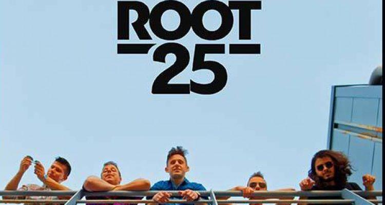 Οι Root 25 fullband live vol.3 @ HolyWood Stage | Παρασκευή 9 Νοεμβρίου
