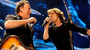 Bruce Springsteen, Bob Dylan και Rolling Stones στην Αθήνα!