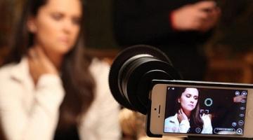Από την κάμερα του iPhone στους κινηματογράφους