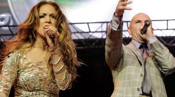 Ο Πίτμπουλ (Pitbull) & η Τζέννιφερ Λόπεζ (Jennifer Lopez) για το Mουντιάλ 2014