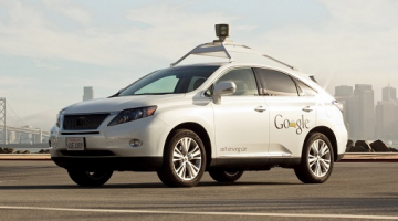 Πλήρως αυτοκινούμενο όχημα από την Google