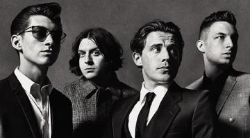 Ακούστε το καινούργιο single των Arctic Monkeys