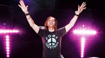 Στην Ελλάδα για μια μοναδική εμφάνιση ο Ντέιβιντ Γκέττα (David Guetta)