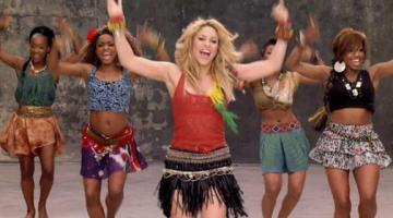 Στην τελετή λήξης του Μουντιάλ θα τραγουδήσει η Shakira