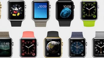 Apple Watch: Το έξυπνο ρολόι της Apple