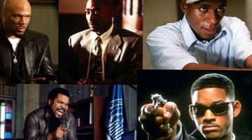 Πέντε ράπερ που έγιναν επιτυχημένοι ηθοποιοί