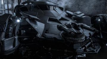Δείτε το νέο Batmobile!