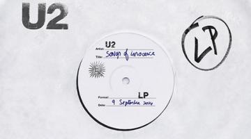 Κυκλοφόρησε το νέο άλμπουμ των U2!
